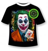 Футболка Джокер с картой 1151