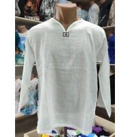 Рубашка марлевая взрослая белая