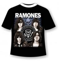 футболка Ramones №388