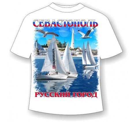 Футболка Севастополь Регата №482
