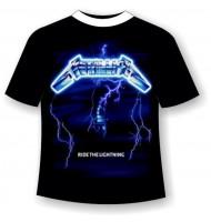 Футболка Metallica №606