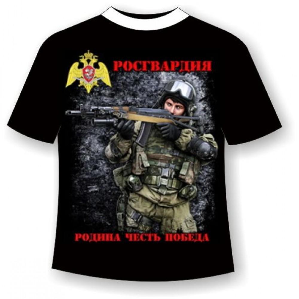 fed019a599e1 Футболка Росгвардия купить в интернет магазине с доставкой по России ...