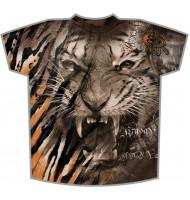 Футболка Тигр Африка KPT139