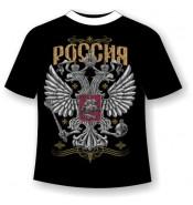 Футболка Герб России 680