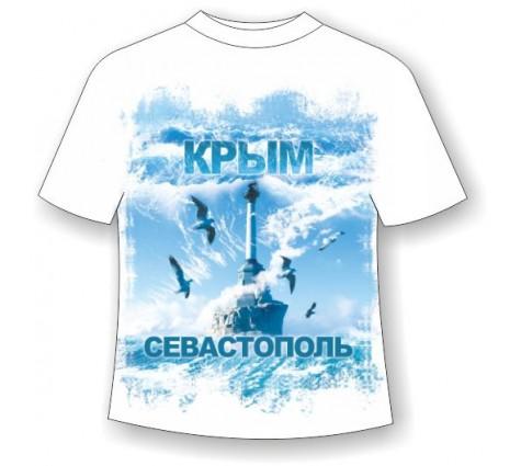 Футболка Севастополь Чайки