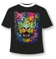 Футболка Тигр модный 800
