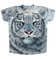 Футболка Белый тигр KP 117