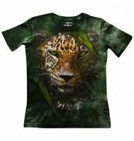 Подростковая футболка Леопард KP 263