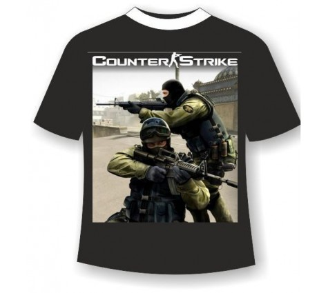 Футболка Counter Strike