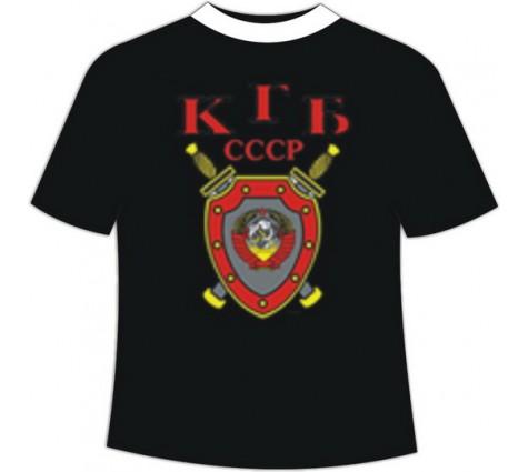Футболка КГБ