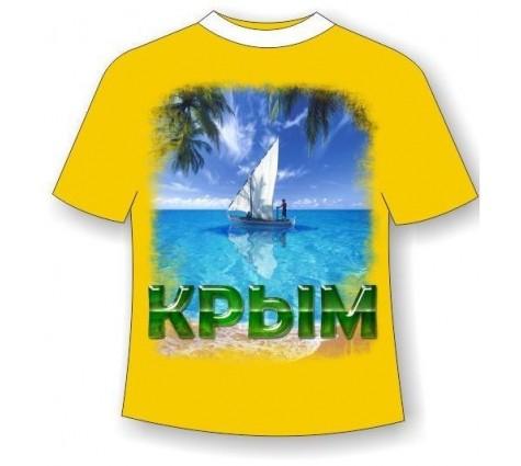Футболка Крым Море