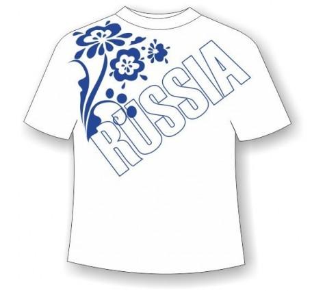 Футболка Россия-1