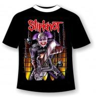 Футболка Slipknot №10