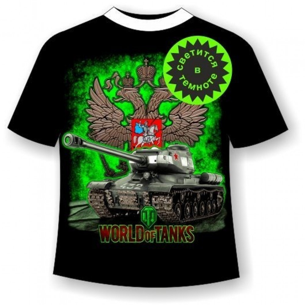 Футболка World of tanks №339