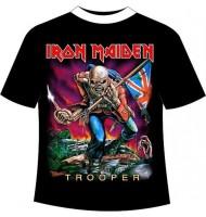 Футболка Iron Maiden №22