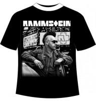 Футболка Rammstein №5