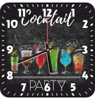 Часы Cocktail party