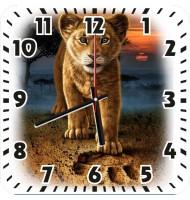 Часы Король лев 1093