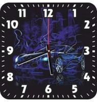 Часы Машина сити 1049
