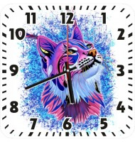 Часы Рысь 859