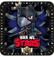 Часы Brawl stars Ворон