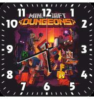 Часы Minecraft 1120