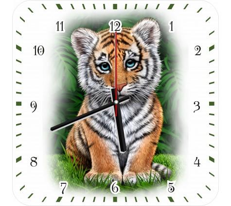Часы Тигренок
