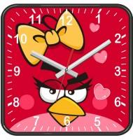 Настенные часы Angry Birds