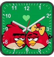 Настенные часы Angry Birds - 3