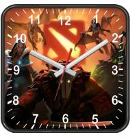 Настенные часы Дота - 2