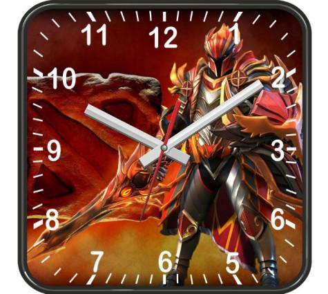 Настенные часы Дота - 3