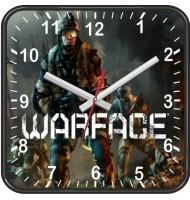 Настенные часы Warface