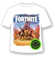 Подростковая футболка Фортнайт 988