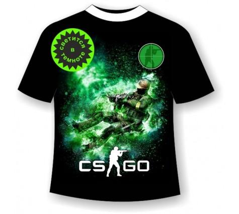 Футболка CS (Counter Strike)