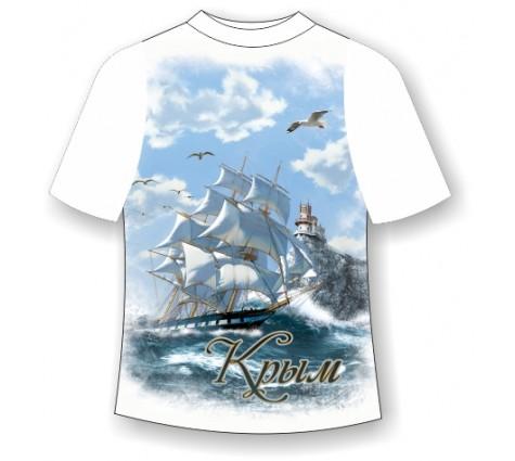 Подростковая футболка Южный берег