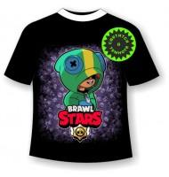 Подростковая футболка Brawl Stars 1071