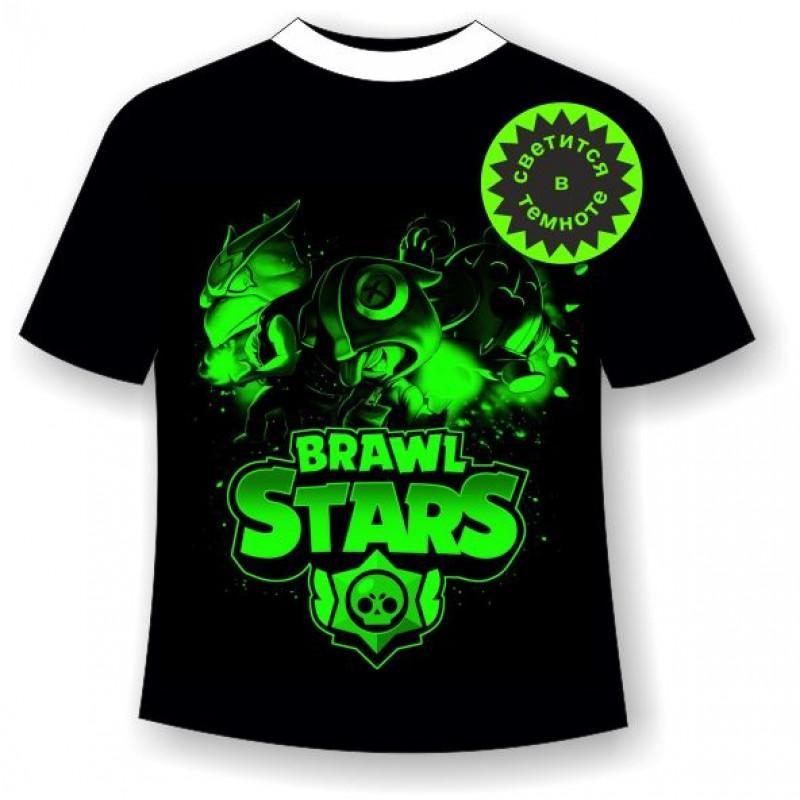 Подростковая футболка Brawl Stars Герои купить в интернет ...