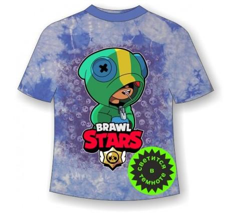 Подростковая футболка Brawl Stars ММ1071