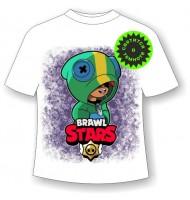 Подростковая футболка Brawl Stars