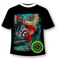 Подростковая футболка Брейк данс 1054