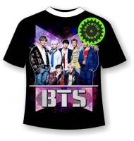 Подростковая футболка BTS