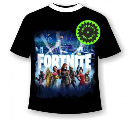 Подростковая футболка Фортнайт NN 7
