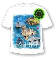 Подростковая футболка Крым 2020