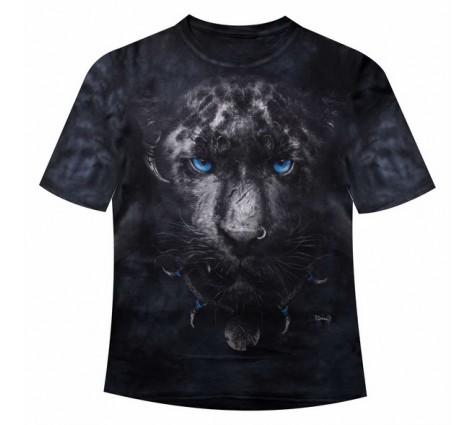 Подростковая футболка Пантера