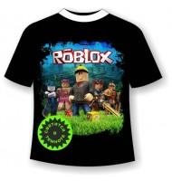 Подростковая футболка Роблокс