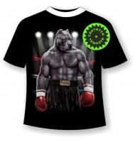 Подростковая футболка Стаф боксер
