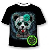 Подростковая футболка Страшилка 1086