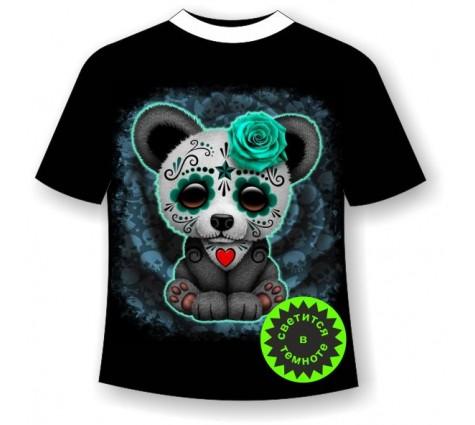Подростковая футболка Страшилка