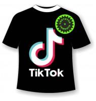 Подростковая футболка Тик Ток 1059
