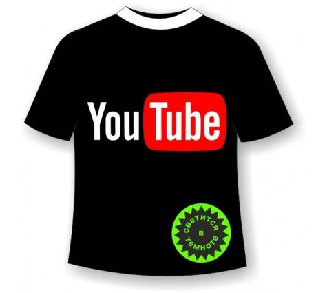 Подростковая футболка You Tube